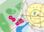 山海城邦・马街摩尔城交通图