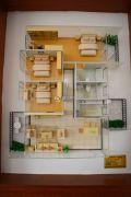 怡泰雅苑4室2厅2卫131平方米户型图