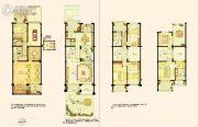 阿维侬庄园4室2厅3卫374平方米户型图
