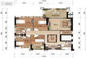 万欣・新天地5室2厅3卫0平方米户型图