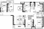海伦湾5室2厅2卫155平方米户型图