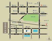 燕南山庐交通图