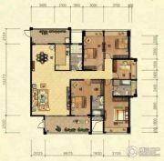 幸福里5室2厅2卫235--236平方米户型图
