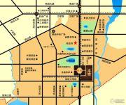 冠城国际交通图