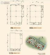 启迪协信・无锡科技城2108平方米户型图