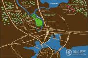 古龙山语听溪交通图