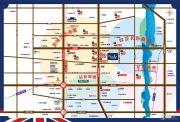 东安白金洋房交通图