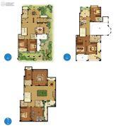 野风启城0室0厅0卫287平方米户型图
