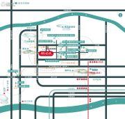 野风启城交通图