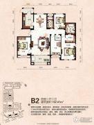 芭东海城4室2厅2卫192平方米户型图