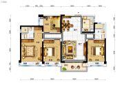 碧桂园太东天樾湾4室2厅2卫127平方米户型图