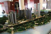 中惠国际金融中心沙盘图