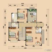 浪琴湾3室0厅3卫117平方米户型图