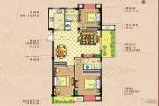 紫金华府0室0厅0卫108平方米户型图
