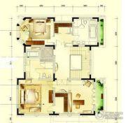 珠江・紫宸山6室4厅6卫1009平方米户型图