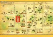 宏地・温州望府规划图