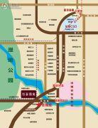 恒泰偶寓交通图