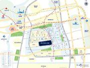 明天华城交通图