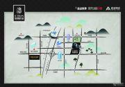 建业联盟新城交通图