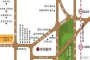 外冈壹号交通图