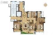 星宸明月里5室2厅1卫170平方米户型图