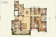 碧桂园碧�h府6室2厅3卫260平方米户型图