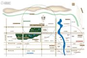 泽信加州公馆交通图