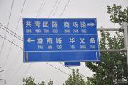 盛世新东城二期交通图