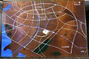 蓝光水岸公园交通图