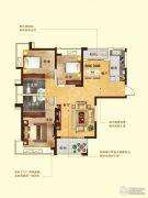 瀚宇天悦0室0厅0卫117--137平方米户型图