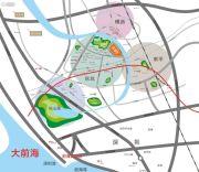 海伦堡・松湖湾交通图
