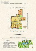 大江观邸0室0厅0卫130平方米户型图