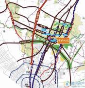 富力桃园交通图
