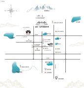 丽江复华度假世界交通图