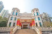 南昌恒大城外景图