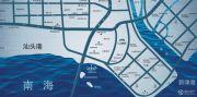 山海豪庭交通图