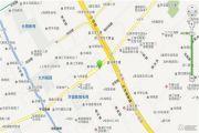绿地滨江中央广场交通图