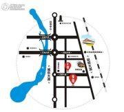 广安公园里交通图