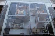 嘉和新世界2室2厅1卫109平方米户型图