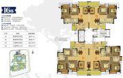 富元利和豪庭2期87--129平方米户型图