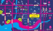 金悦洋商业公园交通图
