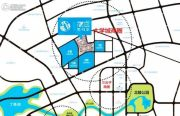 粤泰城交通图