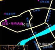 润玉桃李交通图