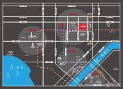 三花国际交通图