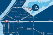 岳阳碧桂园交通图