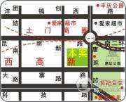 华府新桃园交通图
