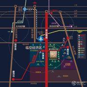 世嘉正园交通图