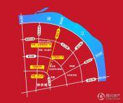 大拇指商业广场交通图