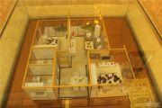 富力城英伦庄园2室2厅1卫75平方米户型图