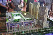 新城国际广场沙盘图